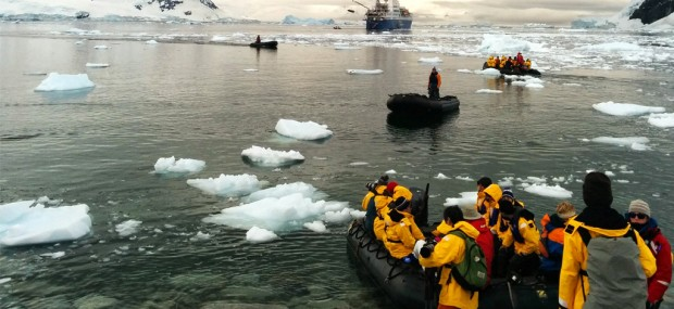Ocean Diamond Antarctica Cruise