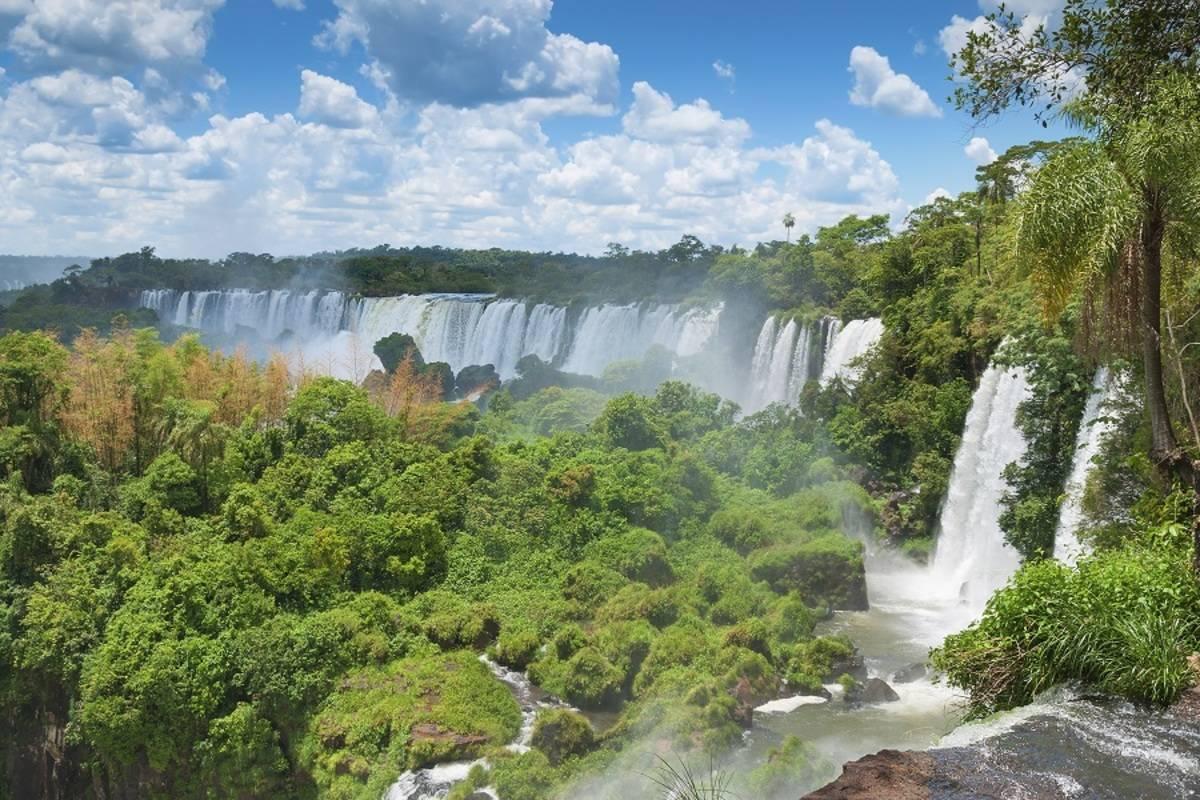 South America Circuits