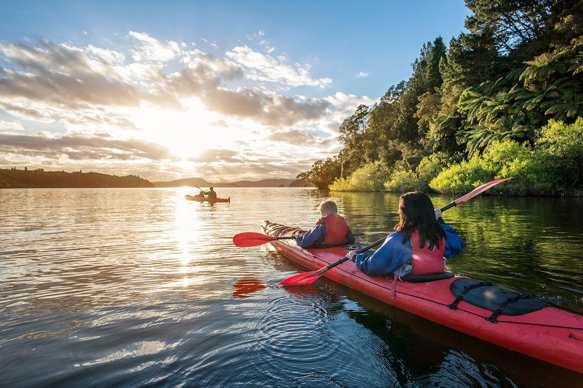 Rotorua & Taupo